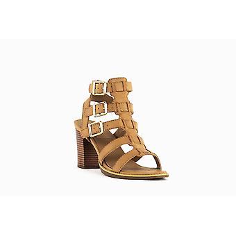 White Mountain | Gemmy Gladiator Block Heel Sandals
