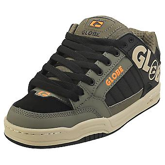 Globe Tilt Herren Skate Trainer in Dusty Olive