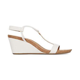 Stil & Co. dame Mulan åben tå afslappet Platform sandaler