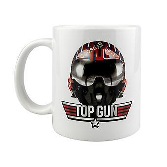 Top Gun, Mugg - Goose Helmet