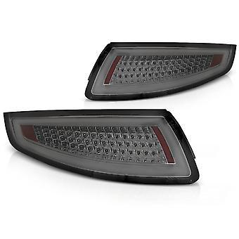 Rear LIGHTS PORSCHE 911 997 04-09 - SMOKE