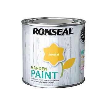Ronseal Garden Paint Sundial 250ml RSLGPS250