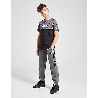 New adidas Originals Boys' Superstar Tape Poly Joggers (Bottoms Only) Grey
