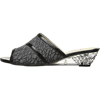 Annie Womenăs Midnight Slide Sandal