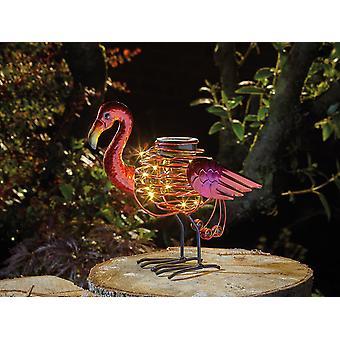 Smart Solar Flamingo Spiralight 1080016
