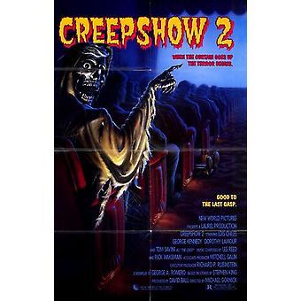 Creepshow 2 elokuvajuliste (11 x 17)