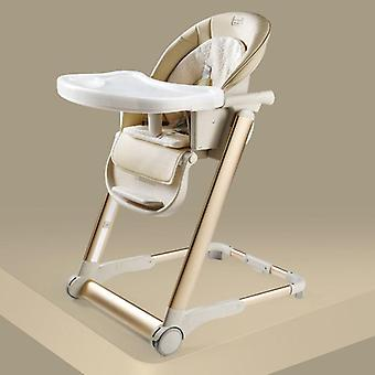 Baby Multifunctional Dining Chair For Eating Foldable Portable Dining Chair
