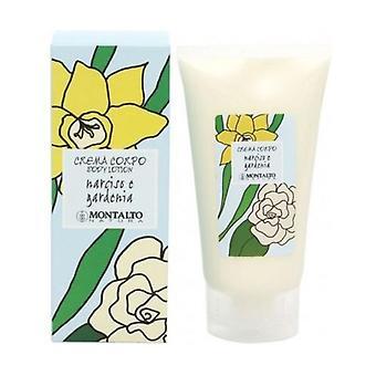 Narcissus and Gardenia body cream None