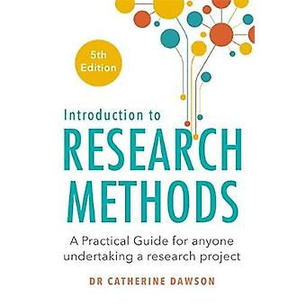Introduction to Research Methods 5th Edition