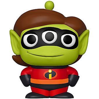 Funko POP Vinyl Disney Pixar: Alien Remix - Mrs. Incredible