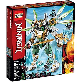 LEGO 70676 Titanium Mecha from Lloyd