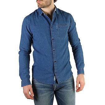 Calvin klein män's skjortor - j30j304650