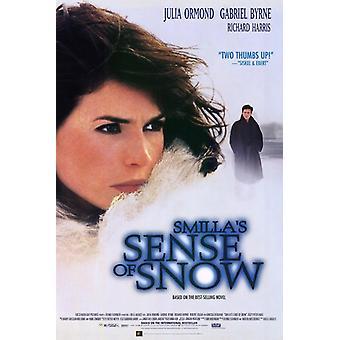 Smillas sens de l'affiche du film Snow (11 x 17)