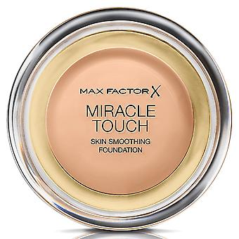 Max Factor # Max Factor Miracle Touch Foundation - Warm Almond 45 DISCON#