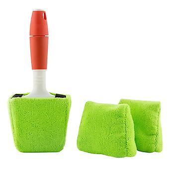 Windscreen cleaner - 3x Microfiber rags