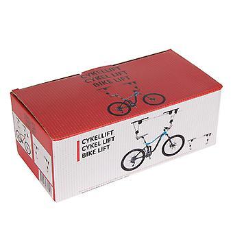 Sistema di sospensione del sollevamento biciclette