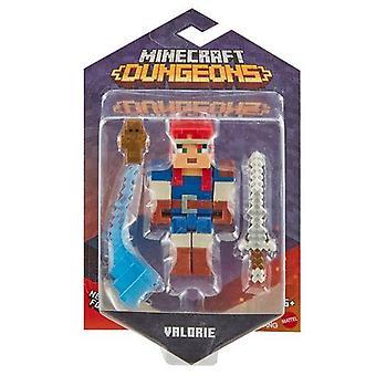 Valorie (Minecraft Dungeons) 3.25 Inch Figure