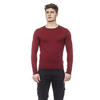 Alpha Studio Men's Red Pullover