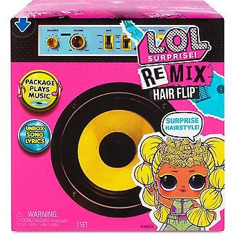 L.O.L Surprise! Remix Hair Flip Doll Assortment