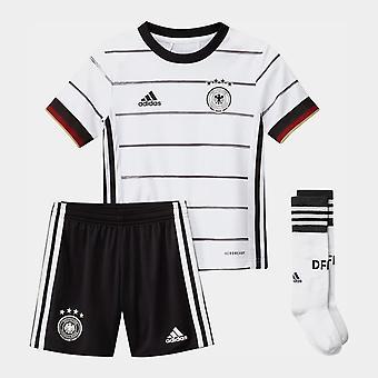 adidas Tyskland 2020 Hjem Mini Fotball Kit