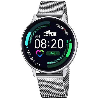 Lotus smartime 50014/1 Automatic Digital Men's Watch with Stainless Steel Bracelet 50014/1