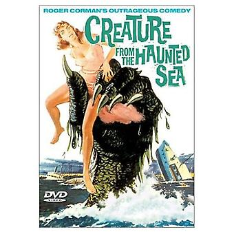 Creature From the Haunted Sea (1961) [DVD] USA importeren