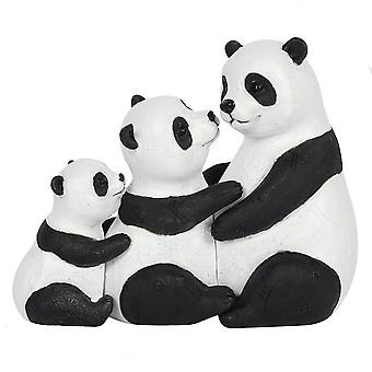 Something Different Panda Family Ornament