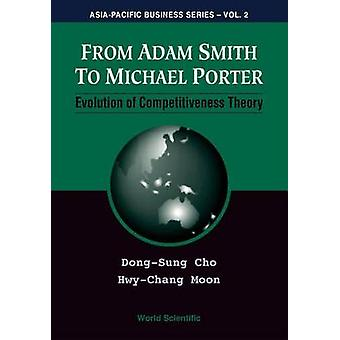 From Adam Smith To Michael Porter - Evolution Of Competitiveness Theor