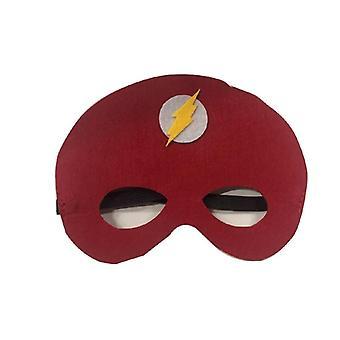 Masque de super-héros, princesse Halloween Christmas Kids Masques de fête pour adultes