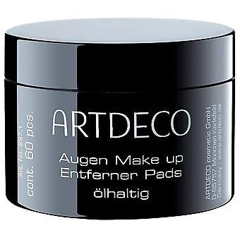Tapis dissolvants artdeco eye make-up - huileux
