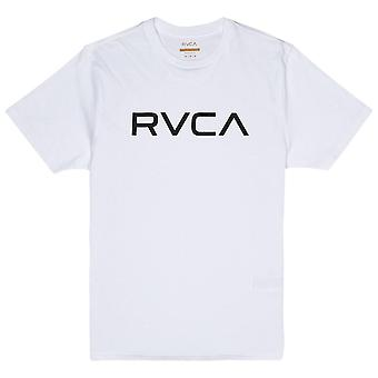 RVCA Big Short Sleeved T-Shirt - White
