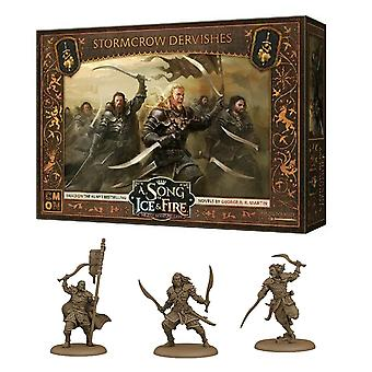 A Song of Ice and Fire Miniatures Game Stormcrow Dervishes