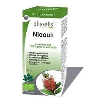 Physalis Niaouli essens 10 ml