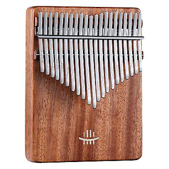 Kalimba Thumb Piano 17 Keys Acacia Portable Musical Instrument