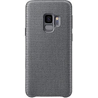 Official Samsung Galaxy S9 Hyperknit Cover Case - Grey
