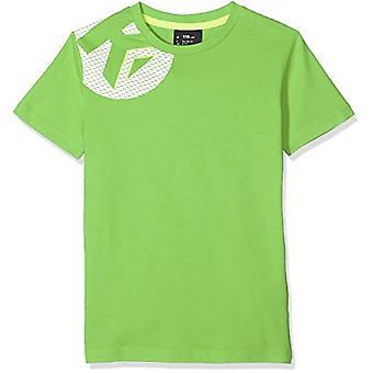 Kempa Kids Core 2.0 Women's T-shirt, Children, 200218607, Hope Green, 152