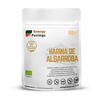 Dehydrated Carob Powder Eco 200 g of powder