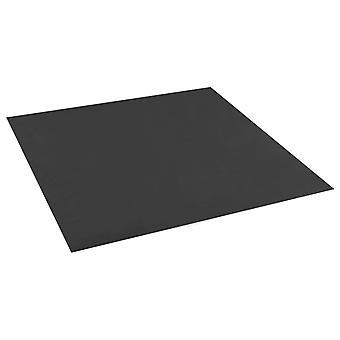 Zandbakfolie Zwart 100×100 cm