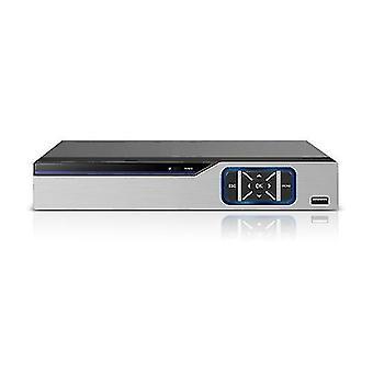 16CH 1080p Pełna wysoka rozdzielczość Hybrydowy AHD / ONVIF IP / Analog / TVI / CVI / DVR CCTV Cyfrowy rejestrator wideo