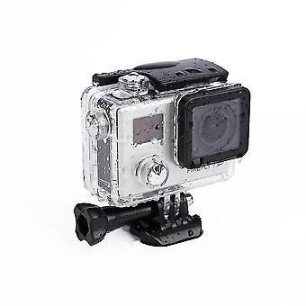 Occhio di Leone Occhio di Falco 7s 4k Impermeabile 20m Hd Action Sports Dv Camera Argento