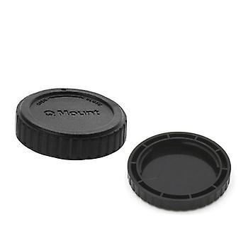 Camera Rear Lens Cap For Canon, Nikon, Sony, Pentax Olympus