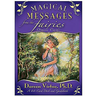 Magical Messages From The Fairies Tarot Cards