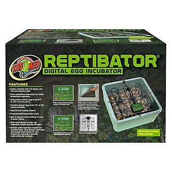 """Zoo Med ReptiBator Digital Egg Incubator - 55 Watt (18""""L x 18""""W x 9.5""""H)"""