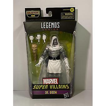 Dr Doom Marvel Super Villains Legends Series Build a Figure Hasbro F2796
