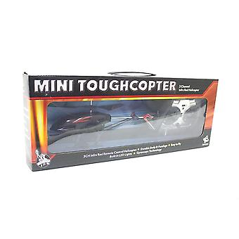 Mini Toughcopter 3 kanaals Infrarood Helicopter Radio Remote Controlled vliegen Toy Gift