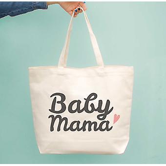 Płótnie Diaper Baby Mama torba ładny sklep spożywczy książki duże worki prezentów dla nowych matek