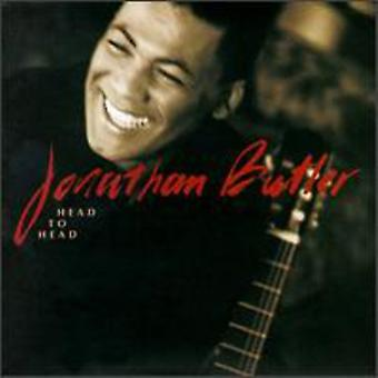 Jonathan Butler - Head to Head [CD] USA import