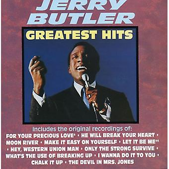 Jerry Butler - Greatest Hits [CD] USA import
