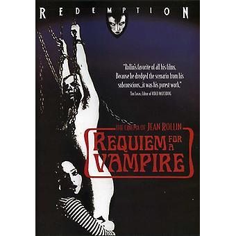 Requiem for a Vampire [DVD] USA import