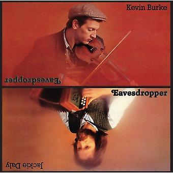 Burke/Daly - Eavesdropper [CD] USA import